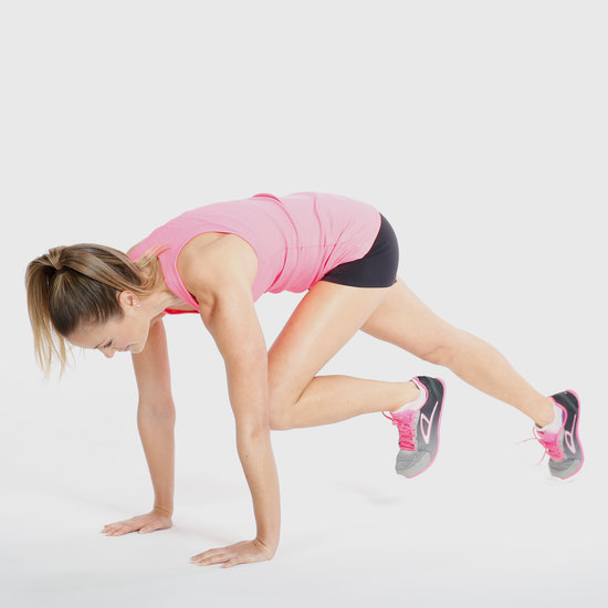 No Equipment Necessary: Mountain Climbers