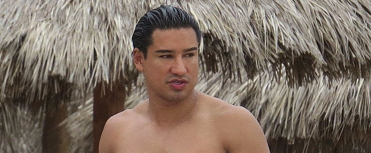 Mario Lopez Seems to Only Get Hotter as Time Goes By