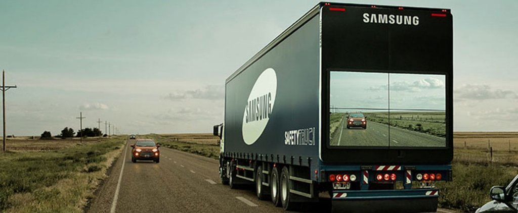 New Safety Trucks Use Technology to Make Roads Safer