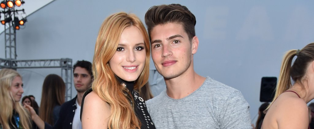 Bella Thorne and Gregg Sulkin Have the Best Couple Airport Style