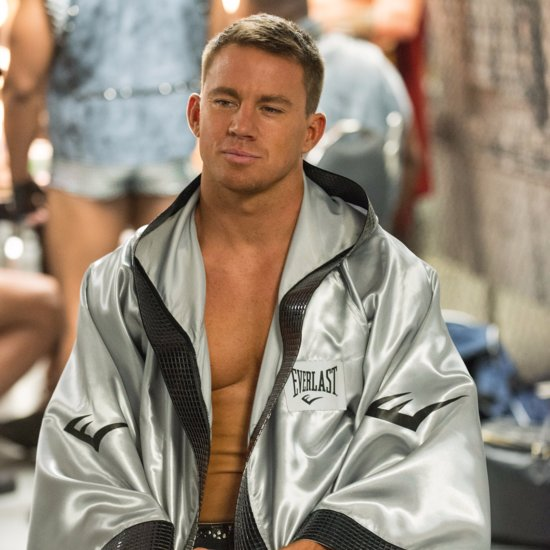Channing Tatum Interview For Magic Mike XXL