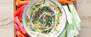 This Hummus Recipe Uses 2 Secret Ingredients You'll Never Guess
