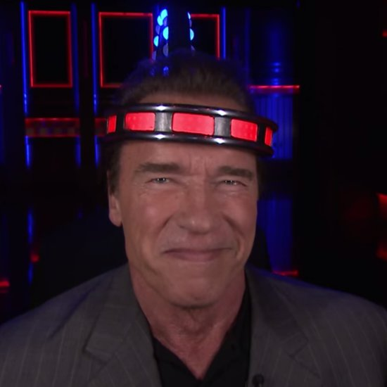 Arnold Schwarzenegger and Jimmy Fallon Brainstorm Video