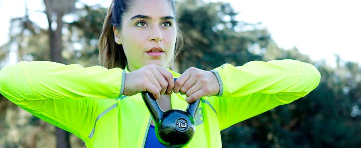 The 1 Kettlebell Move to Sculpt Your Legs, Butt, and Core
