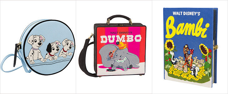 All You Disney-Loving Fashion Girls Are About to Obsess Over These Clutches