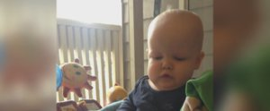 These Parents Thought Their Baby Just Had an Unusual Head Shape