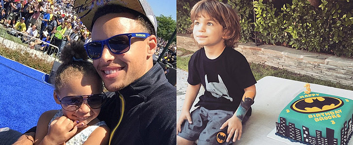 Stephen Curry, Molly Sims, and More Shared Sweet Photos of Their Littles This Week!