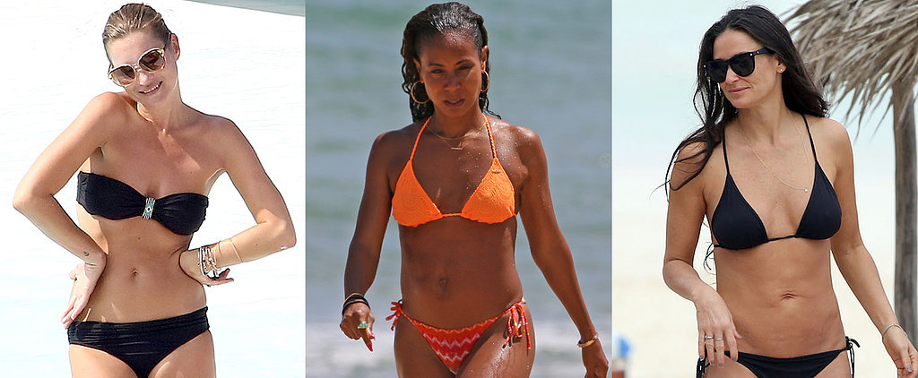 These Stars Are Over 40 and Look Better Than Ever in Bikinis