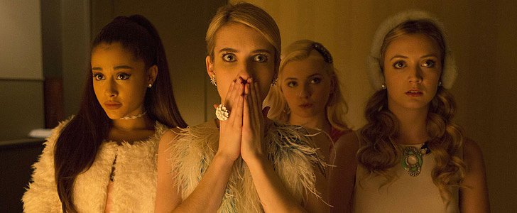 Scream Queens: See Ariana Grande and Emma Roberts in All the Pictures!