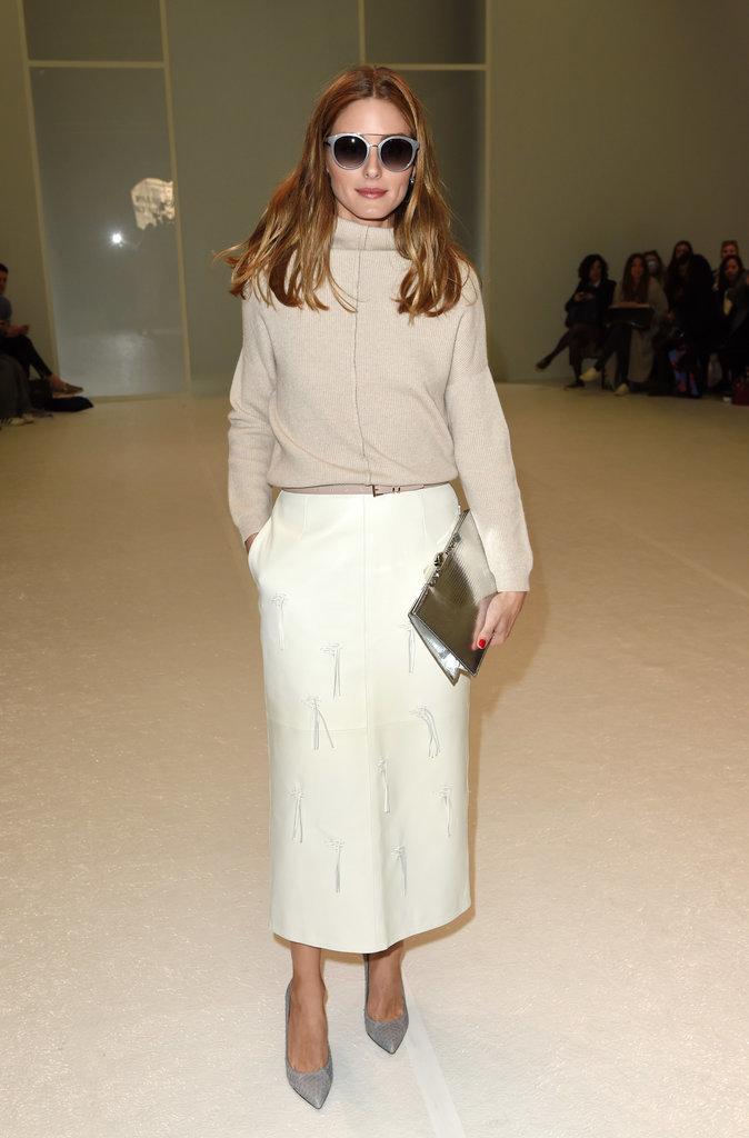 Olivia Palermo 39 S Winter Style 2015 Popsugar Fashion