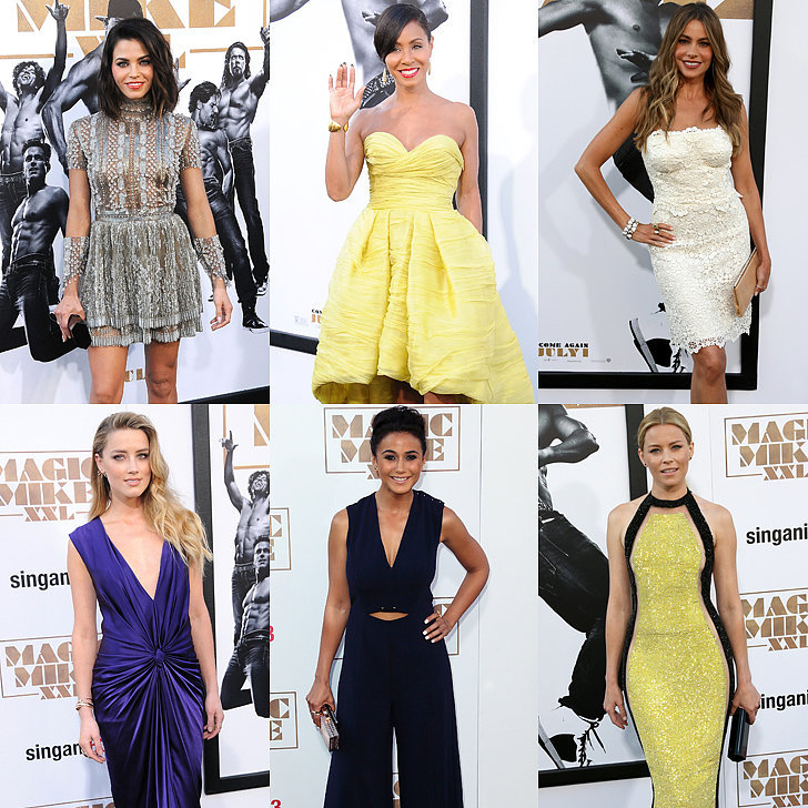 Who Was Best Dressed at the Magic Mike XXL Premiere?
