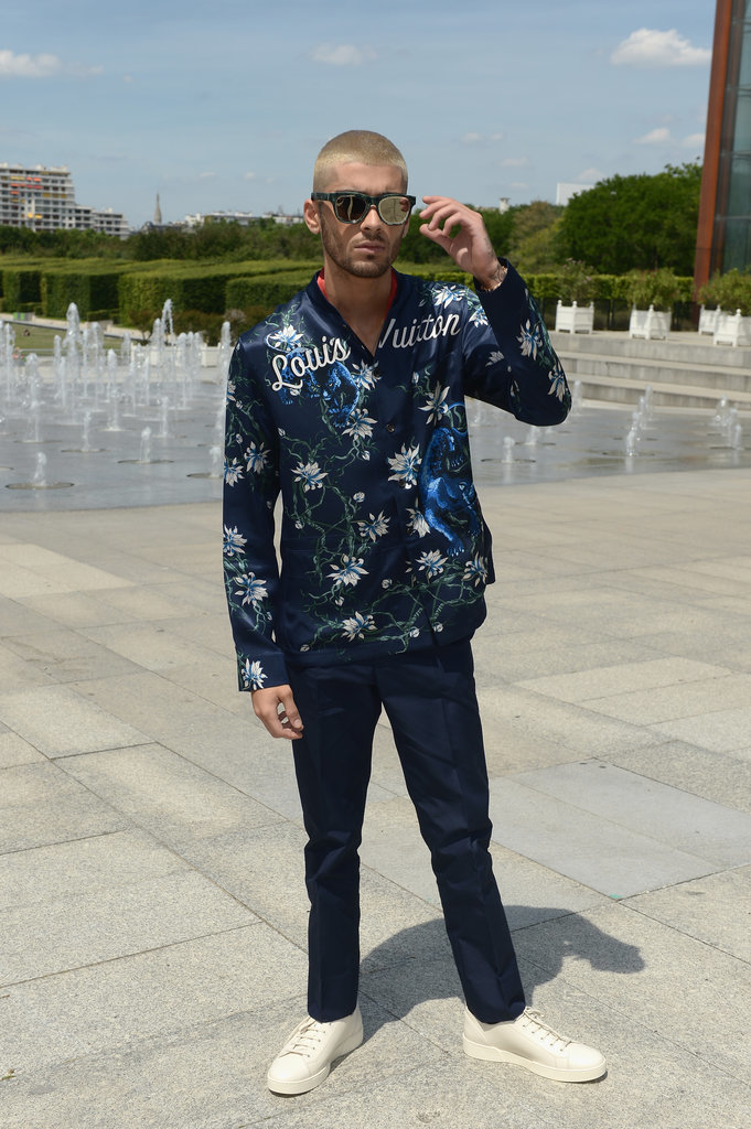 Zayn Malik One Direction Style | POPSUGAR Fashion