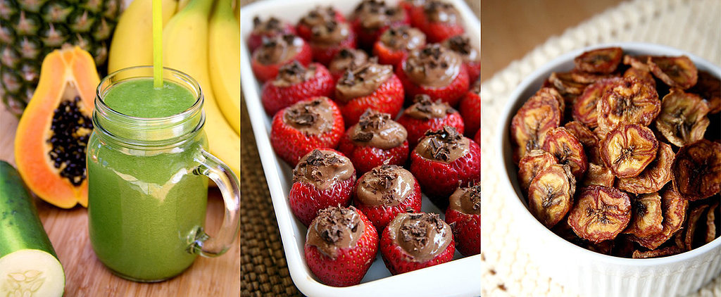 Naturally Sweet Summer Recipes Featuring Fresh Fruit