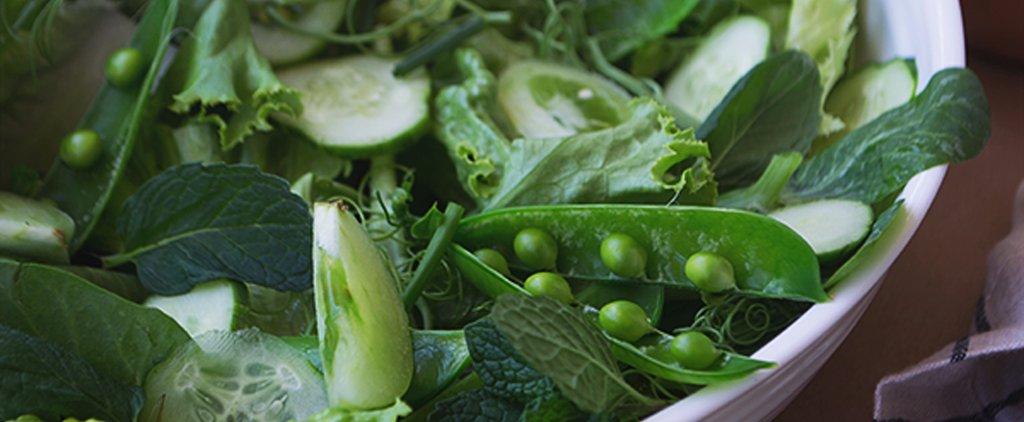 Make This Crisp, Monochrome Green Salad