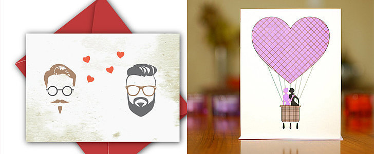 "Say ""Congrats!"" to Your Gay Loved Ones With These 16 Greeting and Wedding Cards"