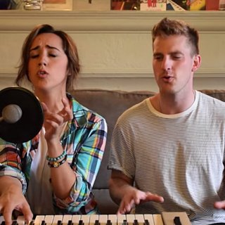 "Tess Henley and 80Fitz ""Bad Blood"" Cover 