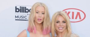Britney Spears Just Threw Shade at Iggy Azalea, and We'll Explain How