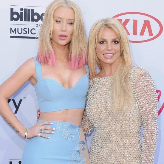Britney Spears Just Threw Shade at Iggy Azalea, and We'll Explain How