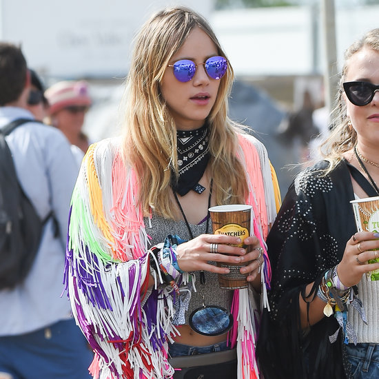 See the Stars Who Came Out to Party at Glastonbury