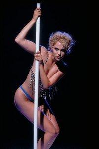 Elizabeth Berkley Finally Gets Her Showgirls Moment