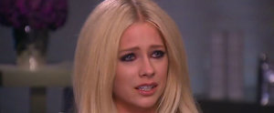 Avril Lavigne Gets Emotional Talking About Her Experience With Lyme Disease