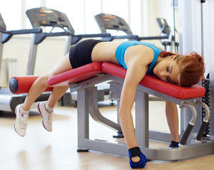 12 Thoughts Girls Who Work Out After Taking a Long Break Have