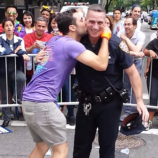 Stop Everything and Watch This Cop Twerking at NYC Pride