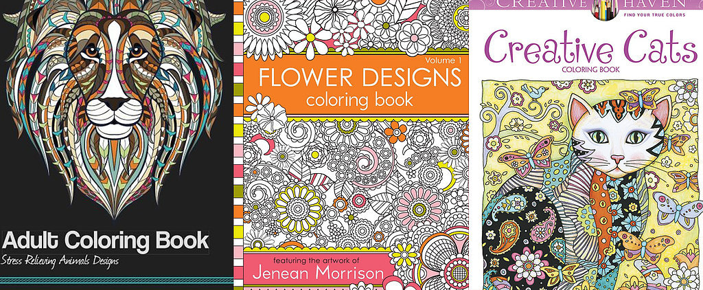 13 Adult Coloring Books You Need in Your Life