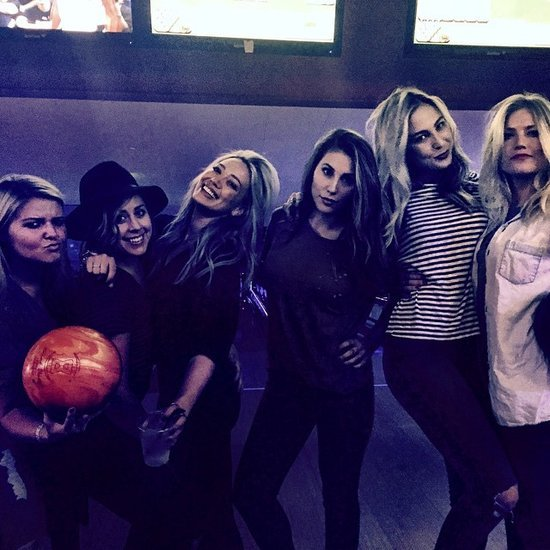 10 Times Hilary Duff's Instagram Made You Want Her as Your BFF