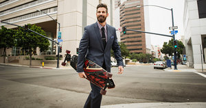 Misguided Men Convinced Skateboarding Is a Chick Magnet