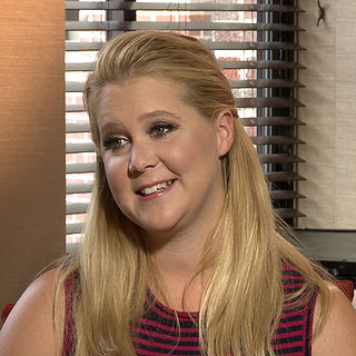 Amy Schumer Interview on Trainwreck (Video)
