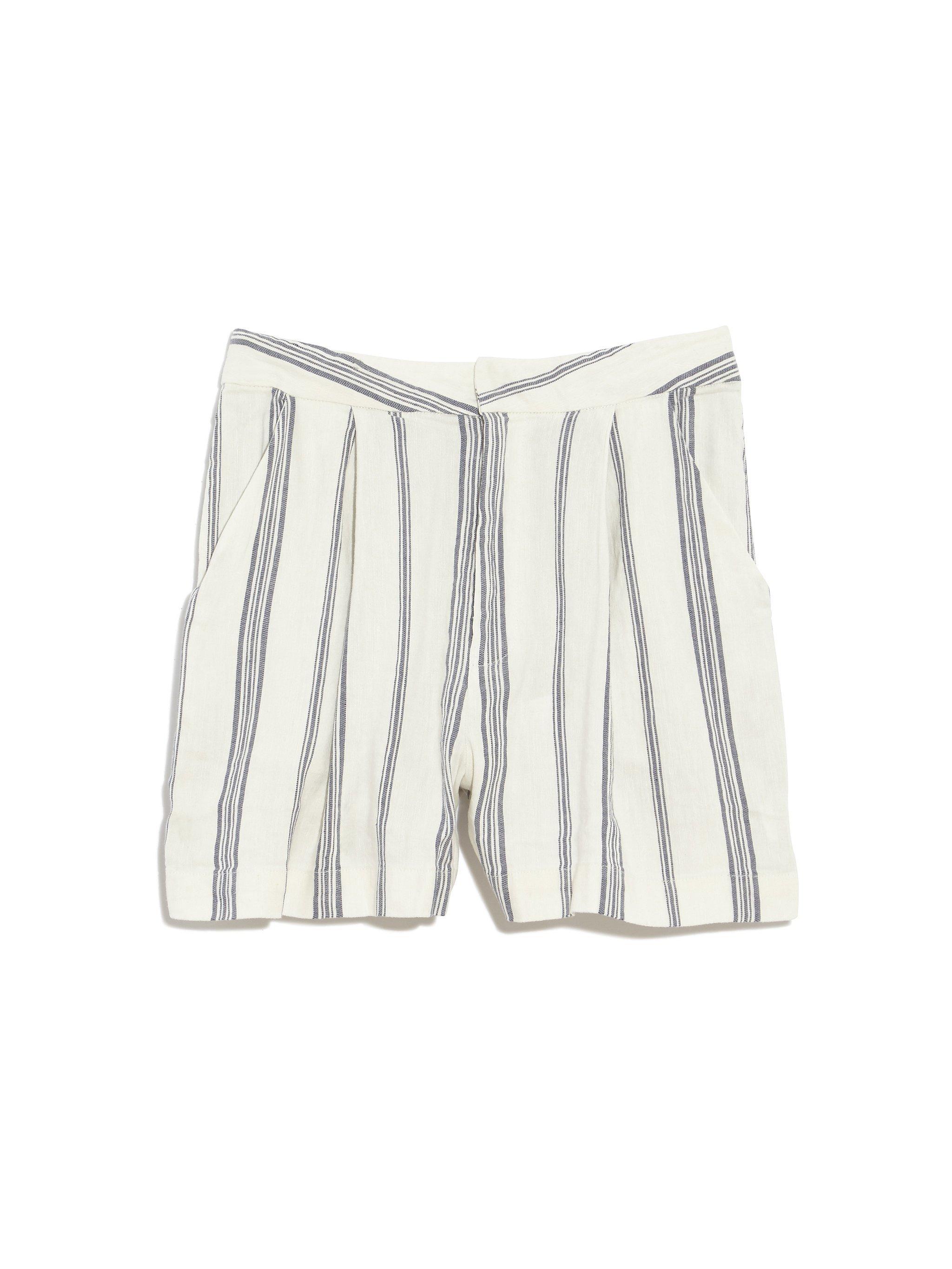 Sea Striped Shorts