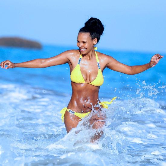 Mumba Her? Pop Star Samantha Mumba Shows Off Her Insane Bikini Body