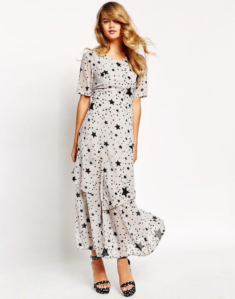 Sister Jane Galaxy Maxi Dress