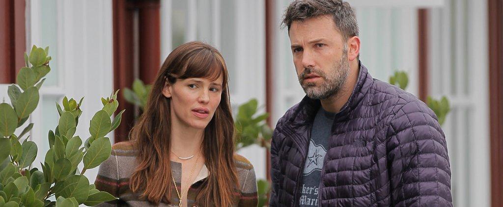 The Ben Affleck/Jennifer Garner Divorce Has Sent the Internet Into a Complete Meltdown