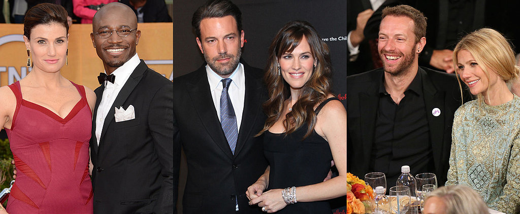 Here's Why Celebrity Couples Get Divorced After 10 Years