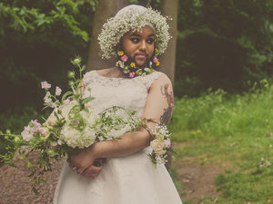 These Bridal Photos Of 'Bearded Dame' Harnaam Kaur Are Simply Stunning