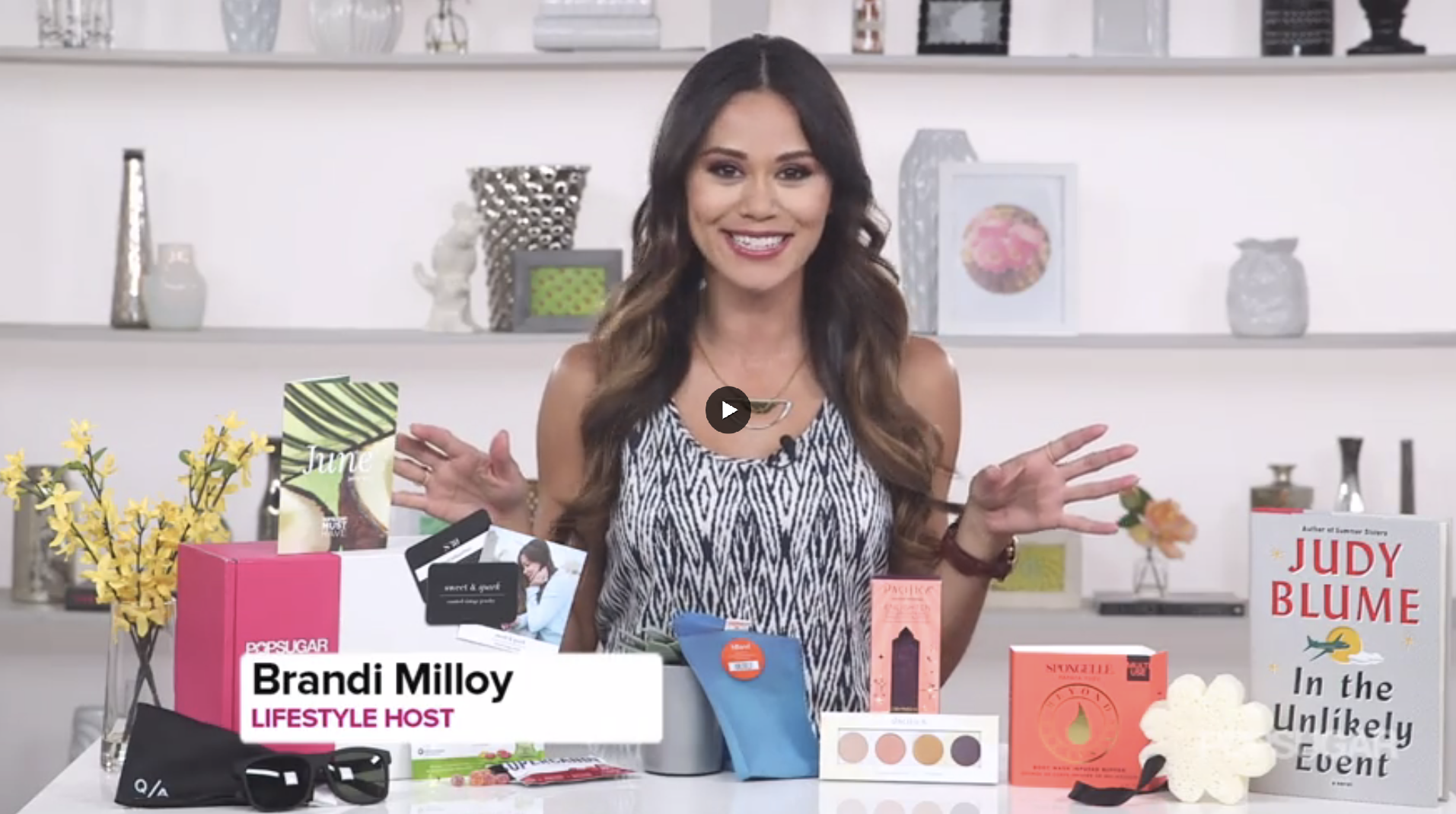 Take a Look Back at June with POPSUGAR Must Have