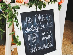 7 Tips for Creating the Perfect Wedding Hashtag