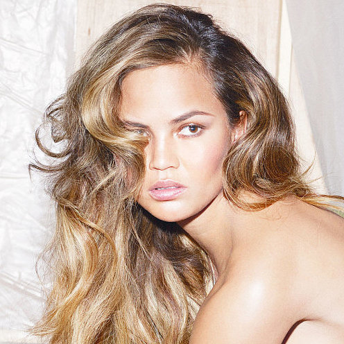 Chrissy Teigen's Topless Picture in W Magazine