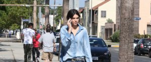 Kendall Jenner Just Brought Back This Supersexy Denim Trend