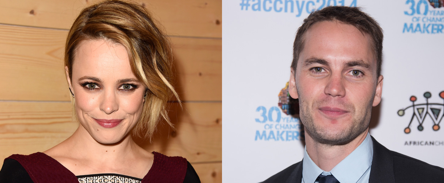 True Love? Taylor Kitsch and Rachel McAdams Are Dating