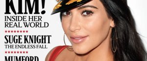 "Kim Kardashian ""Rarely"" Wears Underwear and Takes ""5 Shots of Vodka"" Every 3 Years"