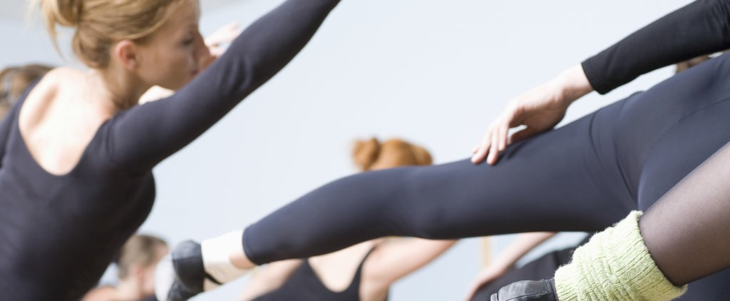 This Professional Ballerina's Workout Might Surprise You