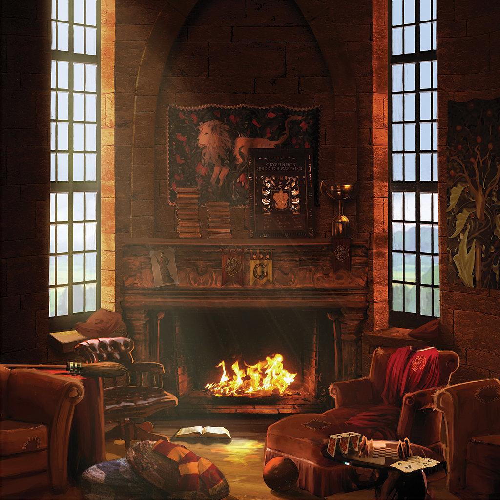 Best Interior Decor For Each Hogwarts House Popsugar Home