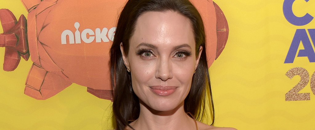 This Woman Looks So Much Like Angelina Jolie, It's Almost Scary