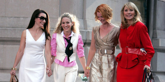 The 15 Most Fashionable TV Shows Of All Time