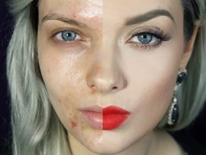 Blogger Takes Off Her Makeup To Reveal The Ugly Truth About Online Harassment