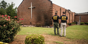 Black Church Fires In South Not Linked, No Criminal Act In South Carolina Blaze