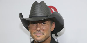 Tim McGraw Awards Mortgage-Free Houses To Military Veterans